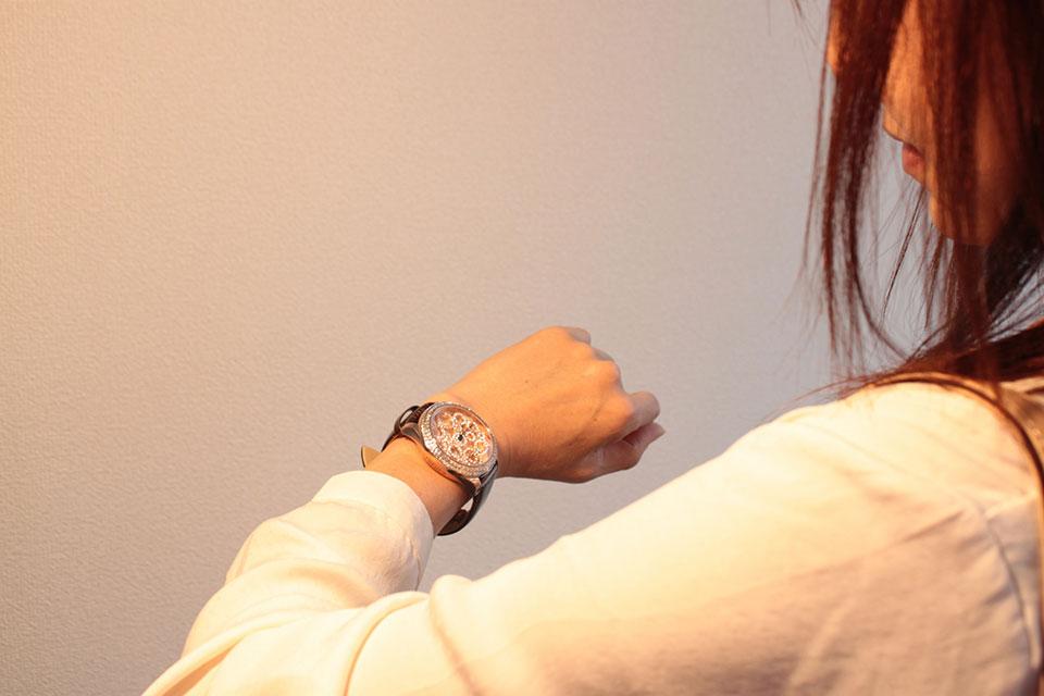 腕時計は必要?